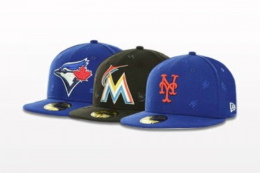 New Era MLB All Over EM 59FIFTY collection