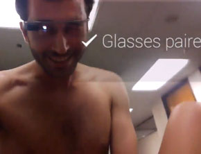 Google Glass Porn Spoof (Video)