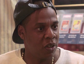 Jay Z Talks Trayvon Martin, Giving Back & Hip-Hop Competition