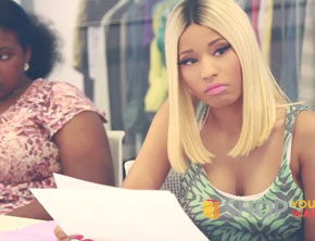Nicki Minaj Previews Designs For Upcoming Kmart Collection (Video)