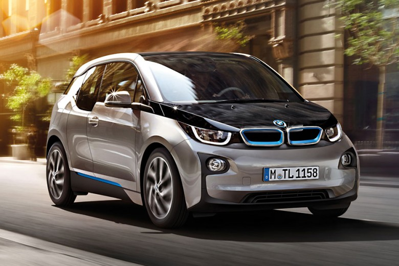 Bmw Electric Car Miles Per Charge