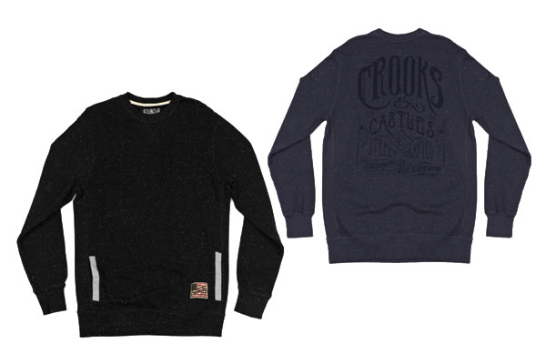Crooks & Castles Fall 2013 Street Crafted Capsule