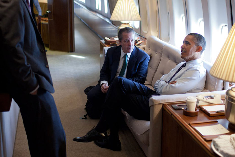 Inside President Obama's Air Force One (Photos ... Obama Air Force One Interior