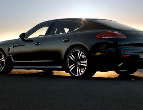 Porsche Showcases New Exterior Design Of Its Panamera