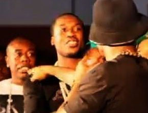 50 Cent Nearly Brawls On-Stage With Former G-Unit Affiliate Trav