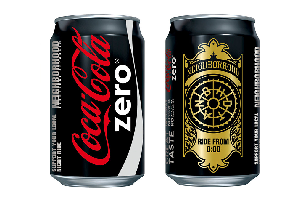 NEIGHBORHOOD x Coca-Cola Zero