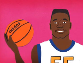 Adidas Originals: The House Of Mutombo - The Courts (Video)