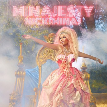 Nicki Minaj - Minajesty ad