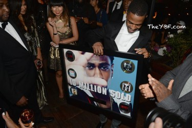 Big Sean celebrates 10 million singles sold