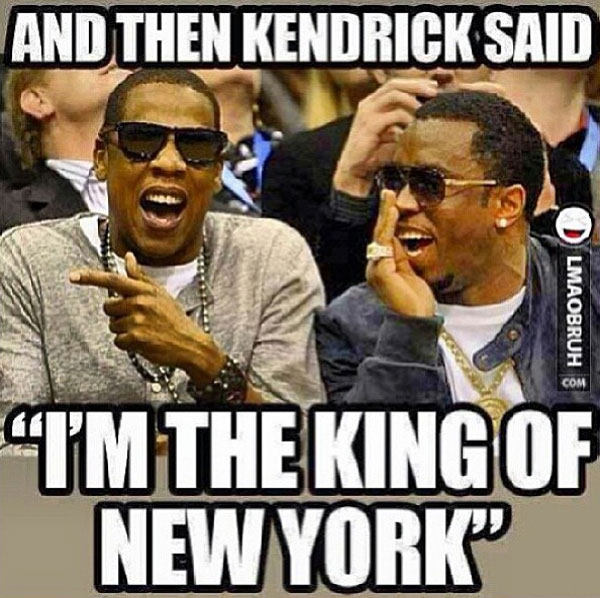 2013 08 14 did diddy pokes fun at kendrick lamar with meme ballerstatus com