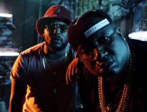 E-40 ft. Danny Brown, ScHoolboy Q - All My N****s (Music Video)