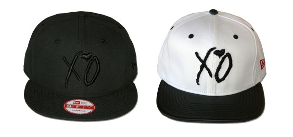 New Era x The Weeknd XO snapback