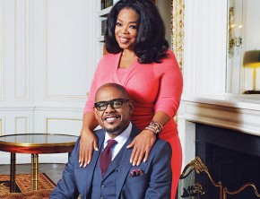 Oprah and Forest Whitaker in THE BUTLER