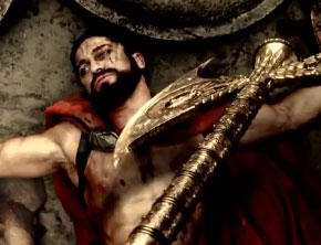 Movie Trailers: 300: Rise of an Empire (International Trailer)