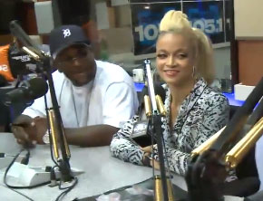 Charli Baltimore, Trick Trick Talk Partnership, Upcoming Mixtape & History