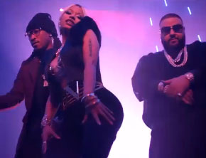 DJ Khaled ft. Nicki Minaj, Future & Rick Ross - I Wanna Be You (Music Video)