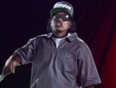 Eazy-E Returns To Stage Via Hologram At Rock The Bells