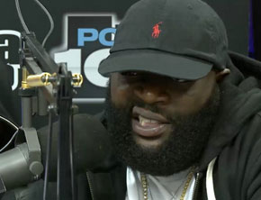 Maybach Music Group Visits The Breakfast Club (Ross, Meek, Stalley, Omarion)