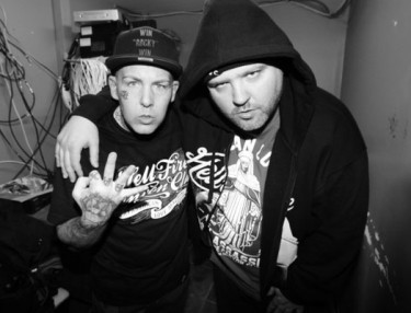 Madchild and Slaine