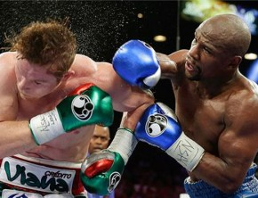 Mayweather wins majority decision over Canelo Alvarez