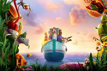 Register For FREE 'Cloudy With A Chance Of Meatballs 2' Screening Tickets