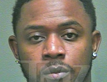 Mack Maine booking photo