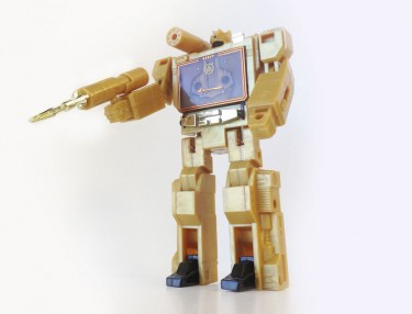 Linkin Park G1 SOUNDWAVE Transformer