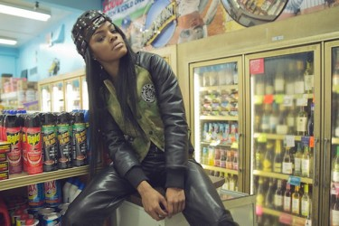 Crooks & Castles Previews Fall 2013 Women's Line (Featuring Teyana Taylor)