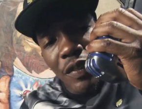 Dizzy Wright - Tellem My Name (Music Video)