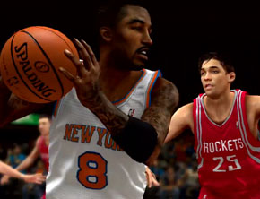 Game Trailers: NBA 2K14 'Pro Stick Controls'