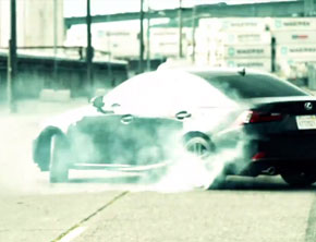 Speed TV Tests The Lexus IS 350 F Sport Through Seattle (Video)
