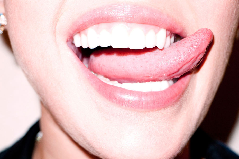 Miley Cyrus by Terry Richardson in NYC