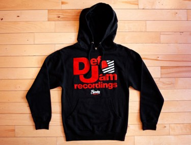 Popular Demand x Def Jam Limited Hoodie