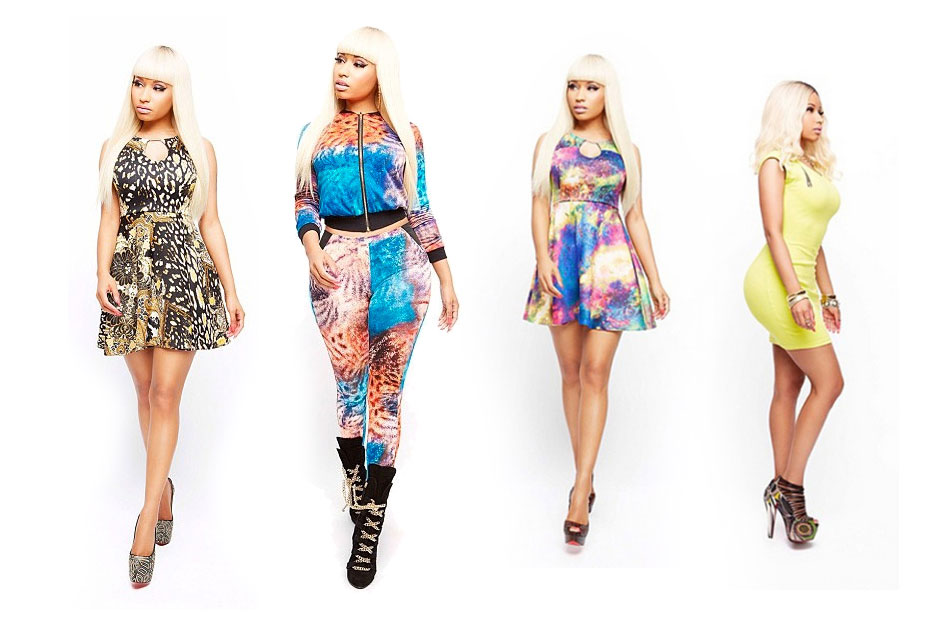 Nicki Minaj Collection for Kmart