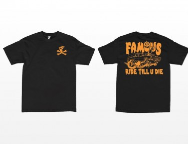 Famous Stars & Straps Halloween 2013 T-Shirt Pack