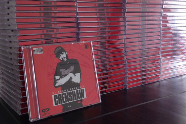 Jay Z buys 100 copies of Nipsey Hussle CRENSHAW