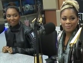 Chilli, T-Boz Talk TLC History, VH1 Biopic