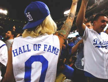 CLCS x Hall of Fame 2013 collaborative collection