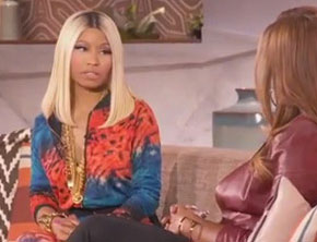 Nicki Minaj Pays Respects To Queen Latifah