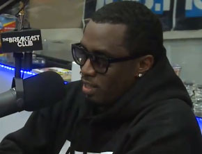 Diddy Talks Revolt TV Launch, Its Future & More