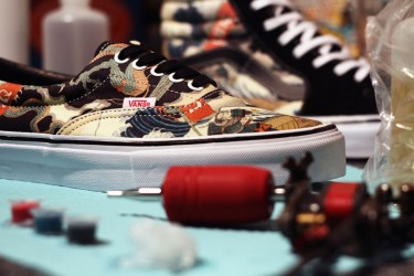 Vault by Vans x UBIQ Holiday 2013 capsule