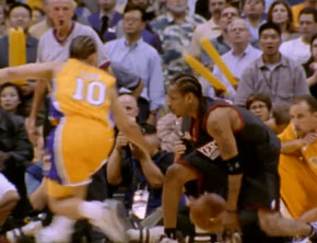 Allen Iverson: Top 10 Career Plays (Video)
