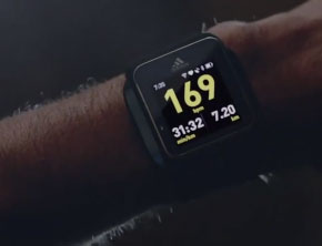 Adidas Launches Its miCoach Smart Run Watch