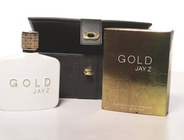 Jay Z GOLD fragrance by Barneys New York