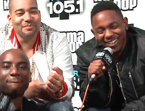 TDE, A$AP Mob Breakfast Club Interview: Did Kendrick Lamar Diss Drake?