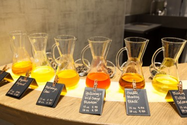 Teavana Fine Teas + Teavana Tea Bar in NYC