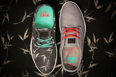 Vans OTW Collection Holiday 2013 Bamboo pack