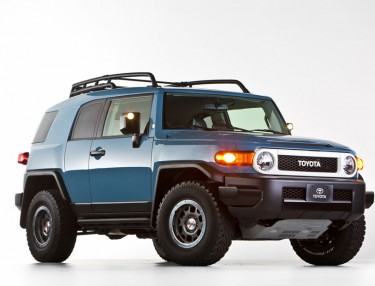2014 FJ Cruiser Trail Teams Ultimate Edition