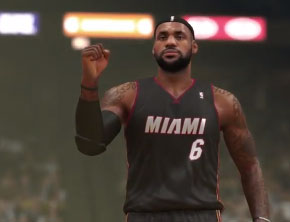 NBA 2K14 (Next-Gen (Eco-Motion Trailer)