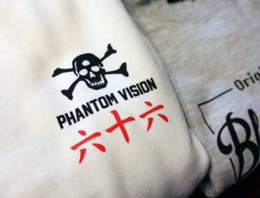 Bloodbath Fall 2013 'Phantom Vision' Collection